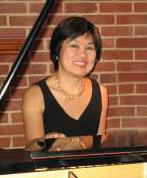Mariko at piano 1