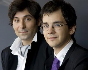 Lachezar Kostov, Viktor Valkov, cellist, pianist